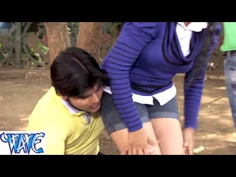 HD तनी छुवे दs रानी - Hukumat - Bhojpuri Hit Comedy Sence  From Movie
