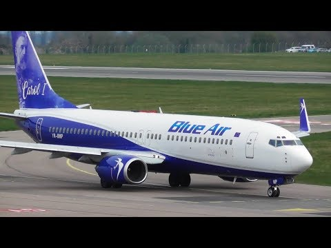 Busy evening Plane Spotting at London Luton Airport | 14-04-19