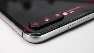 Распаковка Бюджетного смартфона со сканером отпечатка в экране! UmiDigi X + Конкурс!