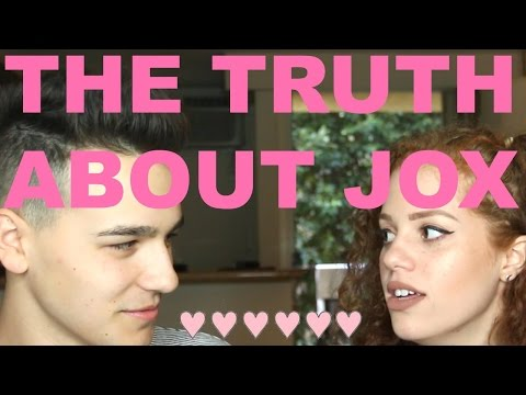 THE TRUTH ABOUT JOX - Mahogany LOX & Jacob Whitesides