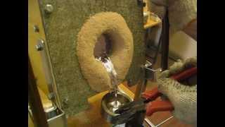 Установка для плавки цветных металлов(Подробней на нашем сайте http://www.freal.ru., 2012-11-18T19:16:50.000Z)