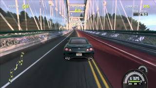 Need For Speed: ProStreet - Top Speed Run