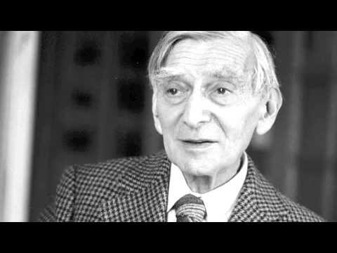Jankélévitch : L'angoisse Extrait de cours à la Sorbonne (1953)
