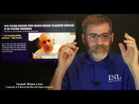 Pope Francis Prophetically Echos Esau's Bitter Words