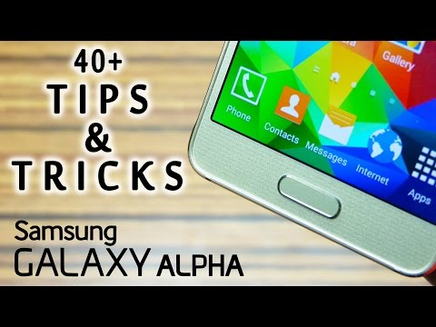 GALAXY ALPHA 40+ hidden features, TIPS & TRICKS [Must Watch for advanced users]