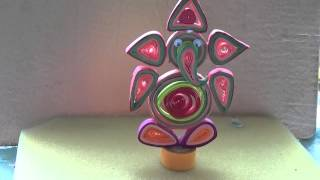 3D Quilling Paper sculpture ... RD