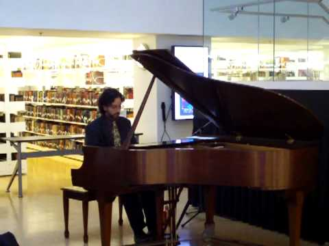 Noah Baerman - Delores St., S.F., solo piano