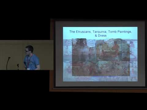 Dan Brown (University of Liverpool) - Archaeology, Visualising BIG Data and Open Scholarship