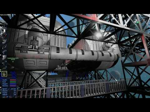Empyrion: Galactic Survival | Alpha 5.x | Freebuild | Industrial Mining Cruiser Ep 04