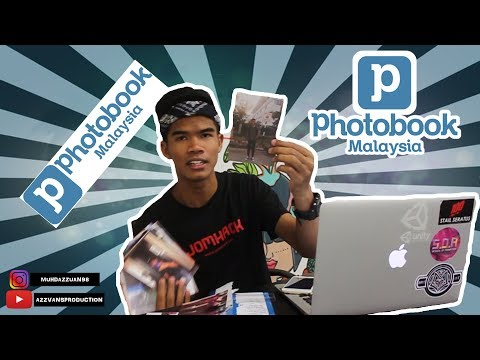 Photobook Malaysia - Unboxing Photo Print (review)