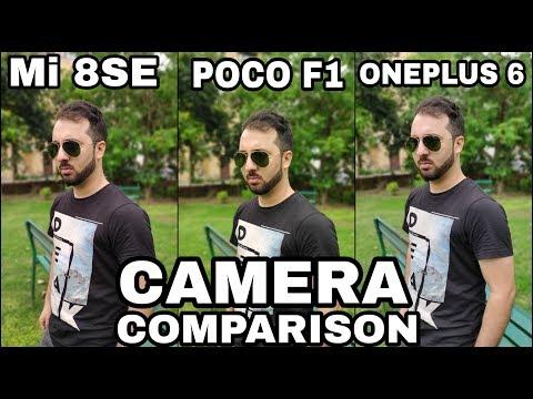 Mi 8SE vs Poco F1 vs Oneplus 6 Camera Comparison|Poco F1 Camera Review|Mi 8SE Camera Review