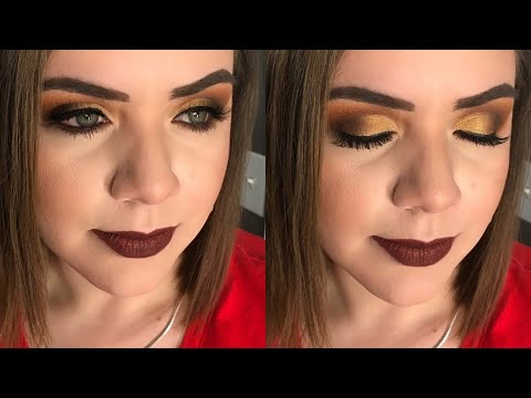Jaclyn Hill - Ring the Alarm | Sister, Fall Makeup Tutorial thumbnail