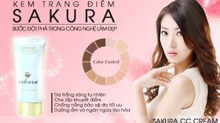 Kem Dưỡng Da Trang Điểm Sakura Cc Cream – Bí mật cho mọi sự khởi đầu _ Vanmiu Beauty Mp3