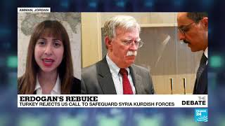 US Syria withdrawal - 'It's hard to tell who's making the decisions'