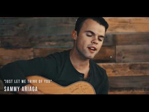 Sammy Arriaga - Just Let Me Think Of You (Live Acoustic)
