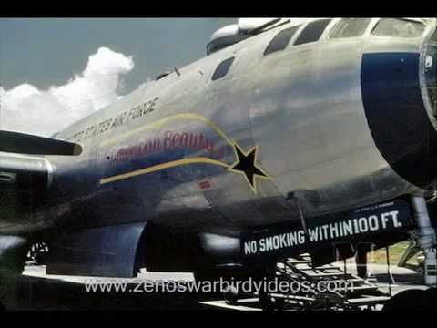 B-29s Over North Korea plus Colorful B-29 Nose Art