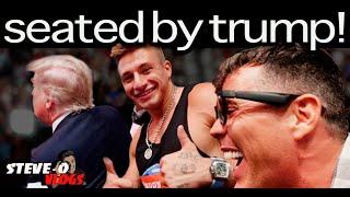Insane Night with Donald Trump and the NELKBOYS! | Steve-O