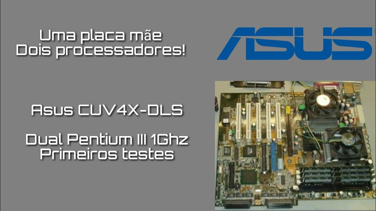 Asus CUV4X-D Drivers (2019)