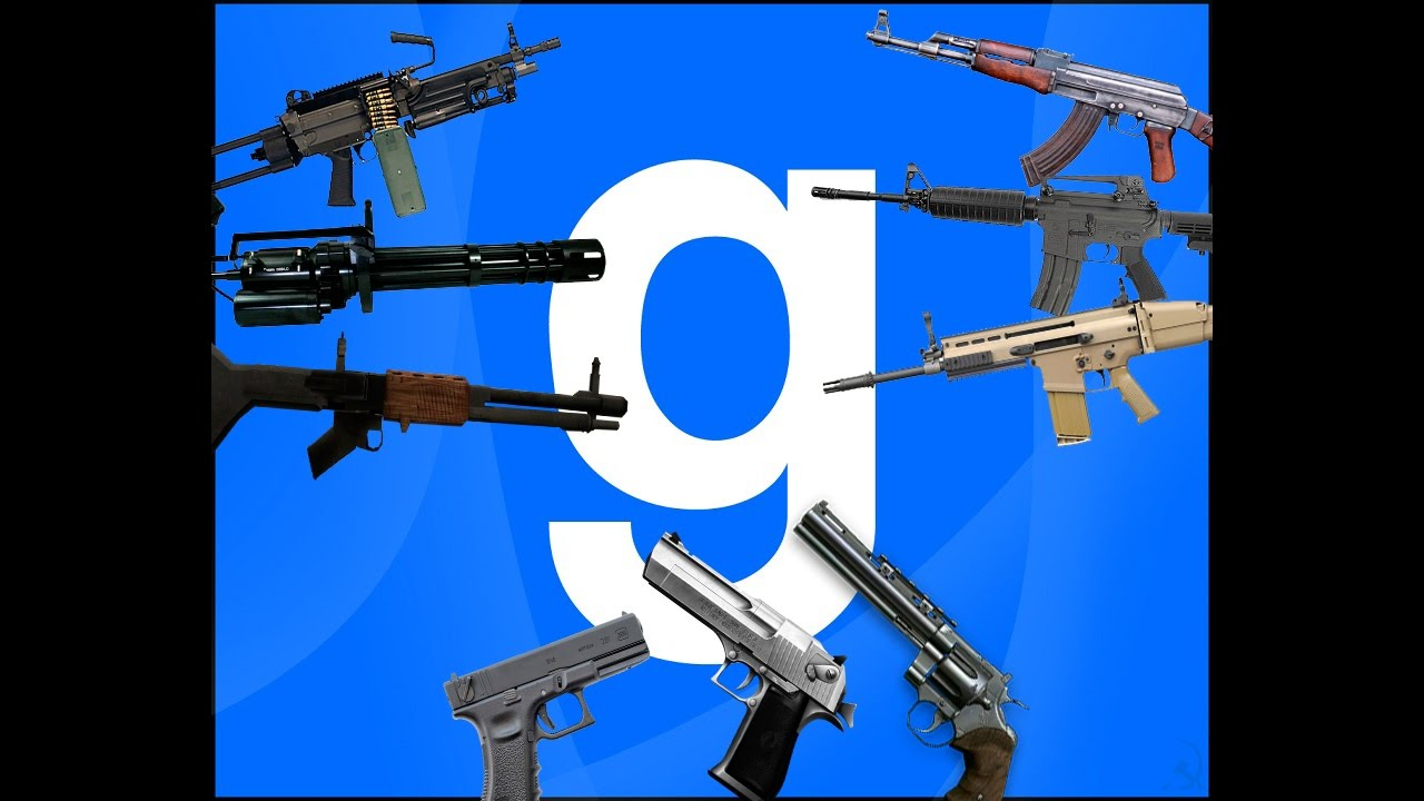 Gmod sweps: mescool's weapon pack + download link youtube.