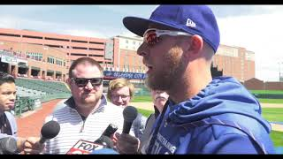 OKC Dodgers - Matt Beaty