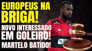 CRAQUE DO FLAMENGO DISPUTADO POR EUROPEUS l HUGO SOUZA NA MIRA DE NOVO CLUBE
