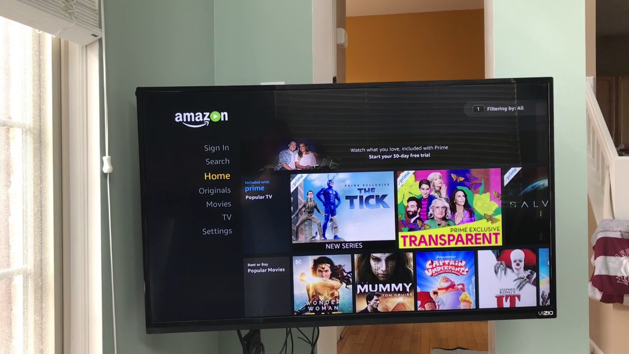 SOLVED: How can I get amazon prime on hitachi UHD TV - Fixya
