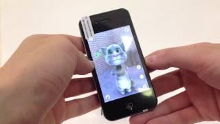 видео Обзор китайского iPhone 5 s на java