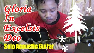 Gloria In Excelsis Deo | Acoustic Christmas Song | by Macu Servanez