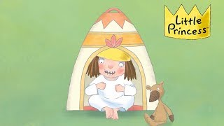 I Want to Go Camping | 👑 Cartoons For Kids 👑 | Little Princess