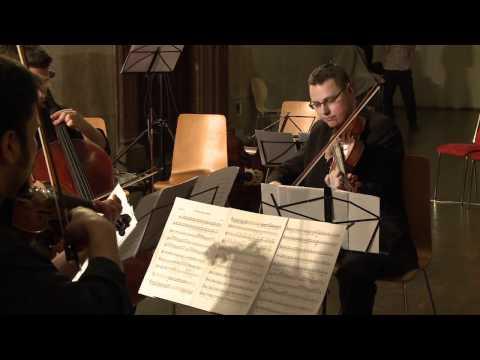 Jan Šikl - Juvenilní pokušení; Epoque Quartet