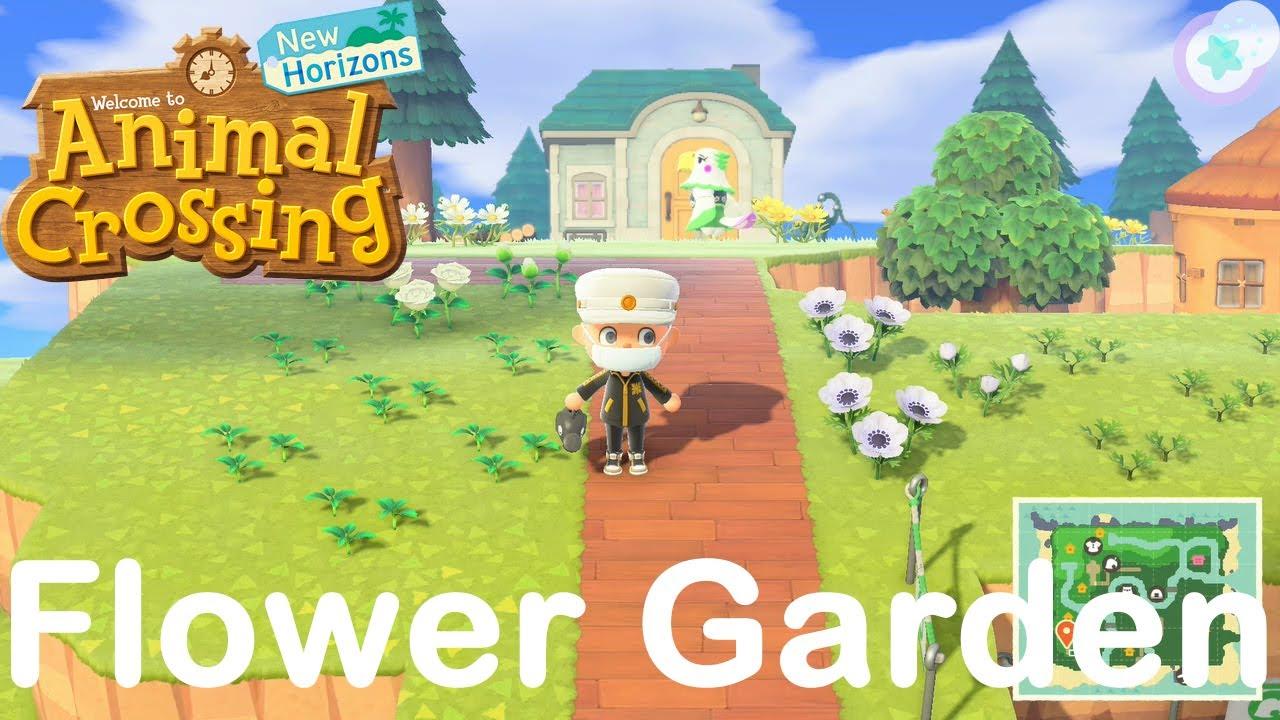 Life in Animal Crossing: New Horizons - Multi Level Flower ...