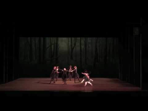 The Haunted Ballet, Act 4