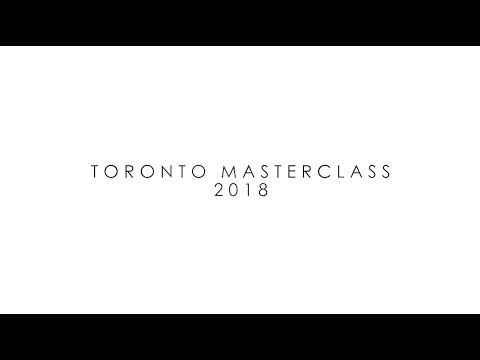 Promo Video | Toronto Masterclass | Vithya Hair and Makeup