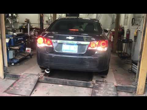 2012 Chevy Cruze LTZ Turbo W/ Straight Pipes!