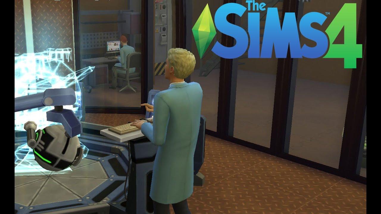 koukku kanssa Sims 4