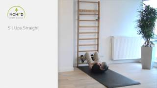 NOHrD Wallbars - Sit Ups Straight (en)