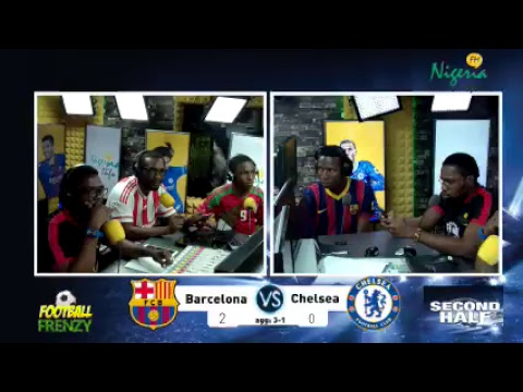 Barcelona vs Chelsea Live Commentary