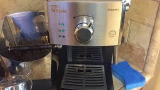 Saeco Philips Poemia coffee machine review 3 years of use.