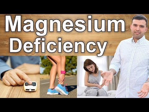 9 Signs And Symptoms Of Magnesium Deficiency You Should Know About
