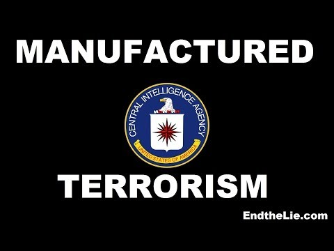 CIA, Worlds biggest terrorist organization ?