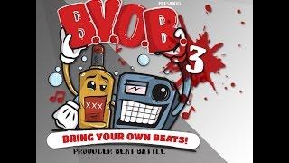 BYOB 3 Producer Beat Battle