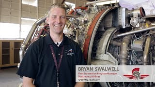 Aviation Maintenance Testimonial | Bryan Swalwell | Spartan College