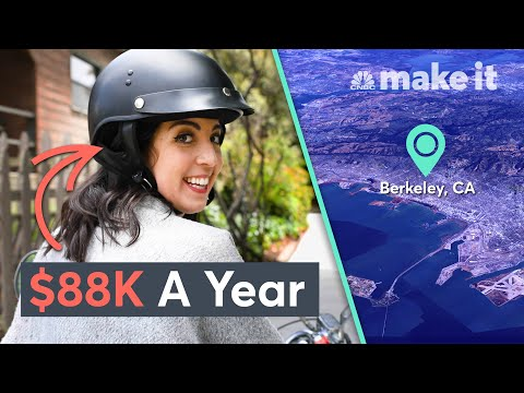 Living On $88K A Year In The Bay Area | Millennial Money