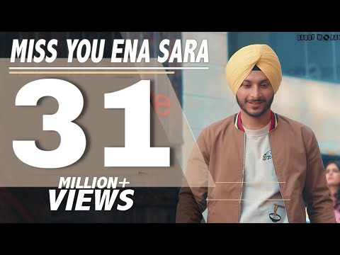 Miss You Ena Sara | Navjeet |  Shera Dhaliwal | Bunny Singh | Latest Punjabi Songs 2018