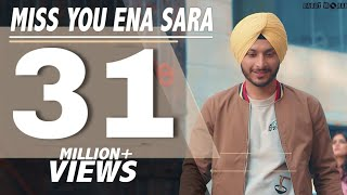Miss You Ena Sara | Navjeet |  Shera Dhaliwal | Bunny Singh  | Latest Punjabi Songs 2019