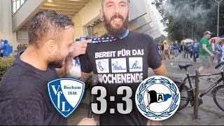 VfL BOCHUM VS ARMINIA BIELEFELD │EIGENTOR VERTEILT DIE PUNKTE GERECHT!?