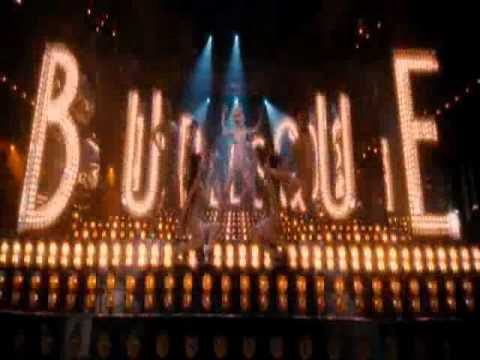 Christina Aguilera - Show me how you Burlesque -Video (from movie)