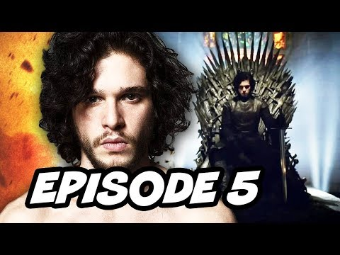 Download Youtube: Game Of Thrones Season 7 Episode 5 - TOP 10 WTF and Easter Eggs
