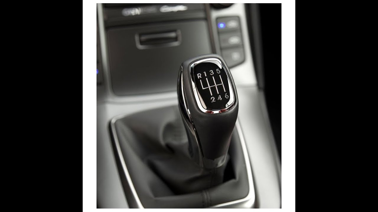 genesis coupe manual shift knob