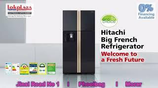 HITACHI FRENCH DOOR
